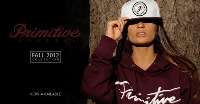 Primitive Apparel Fall 12 Collection Model Mavens